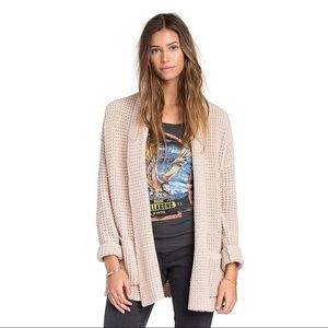 Billabong Tripped Up Oversized Chunky Cardigan
